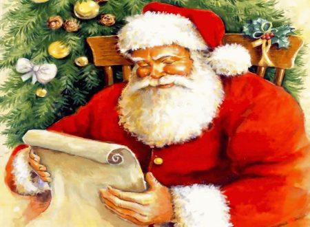 Caro Babbo Natale,